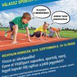 VitalSport 2018 Debrecen